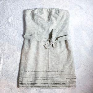 NWT Ann Taylor LOFT Strapless Dress